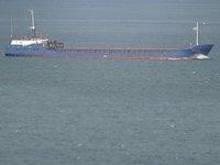 Kerç Boğazı'nda mürettebatı zehirlenen April isimli gemi kıyıya çekilecek