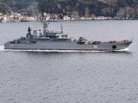 Rusya, gemi ile Suriye'ye büyük askeri sevkiyat yaptı