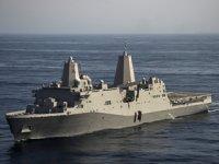 ABD savaş gemisi, koronavirüs karantinasına alındı