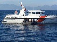 Sahil Güvenlik, 12 bin 655 kişinin hayatını kurtardı