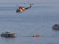 Gökçeada'da kaybolan tekne deniz dibinde bulundu