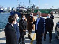 Enez'e Deniz Gümrük Kapısı inşa edilecek