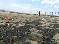 Çevreciler, İsrail'deki katran sızıntısıyla ilgili uyarılarda bulundu