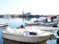 Tekirdağlı balıkçılar, limana 'salya' ile döndüler