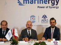 ARAS Marine Yatırım Holding ve YEO ortak girişimi Marinergy'yi kuruldu