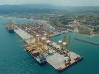Asyaport, Avrupa'ya her gün gemi gönderen ilk liman oldu