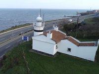 Yoroz Feneri 135 yıldır gemilere yol gösteriyor