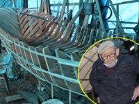 Nedim Kaplan, 60 yılda bin tekneyi suyla buluşturdu