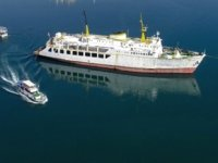 'Refet Ünal' isimli feribot, 5 yıldızlı yüzen otele dönüşüyor