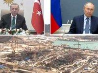 Akkuyu Nükleer Güç Santrali Üçüncü Ünitesi Temel Atma Töreni gerçekleştirildi