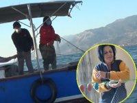 Kadın balıkçılara devlet tarafından konteyner tahsis edildi