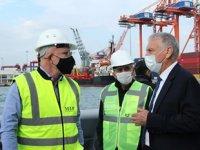 Cihat Lokmanoğlu: Mersin Limanı'nda kapasitenin artması gerekiyor