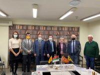 Tekirdağ'ın kombine taşımacılıktaki gücü Bulgaristan'da anlatıldı