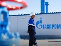 Gazprom'un BDT dışına doğalgaz ihracatı yüzde 33 arttı