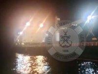Kemet Star isimli gemi, Bozcaada açıklarında karaya oturdu