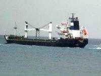 Karaya oturan 'Kemet Star' isimli gemiyi kurtarma çalışmaları sürüyor