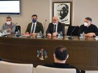 'İskenderun Körfez Çalışma Grubu' toplandı