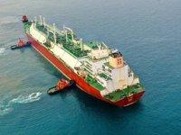 Türkiye'nin yeni FSRU gemisi Ertuğrul Gazi yola çıktı