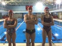 Antalyalı yüzücüler, Milli Takım için kulaç attı