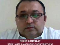 Recep Canpolat: Süveyş Kanalı'nın günlük kaybı 15 milyon dolardır