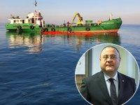 SOCAR Türkiye, deniz kirliliğine müdahale gemisini hazır bekletiyor
