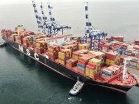 Kazazede gemi MSC TINA, Beşiktaş Tersanesi'nde bakıma girecek