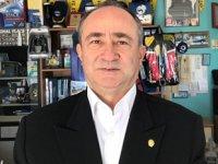 İzzet Ünlü, TURMEPA Antalya Şubesi Başkanlığı'na seçildi