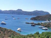 İzole tatil için lüks teknelere olan ilgi arttı