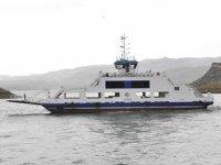 Tunceli-Elazığ feribot saatlerine düzenleme geldi