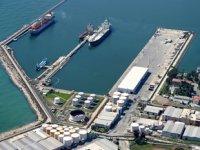 MESBAŞ Port'un kapasitesi yüzde 27 arttı