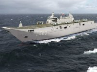TCG Anadolu, Türkiye'nin denizdeki hareket yeteneğini artıracak