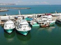 Denizlerde av sezonu 15 Nisan'da sona eriyor