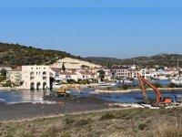 Mimarlar Odası İzmir Şubesi'nden Alaçatı Port çağrısı: İnşaatlar derhal durdurulmalı