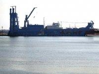 Süveyş Kanalı İdaresi, Ortadoğu'nun en büyük tarak gemisini filosuna kattı