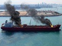 İsrailli PCC firmasının gemisi, Fujairah Limanı'nda saldırıya uğradı