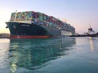 Ever Given gemisinin sigorta firması UK Club: SCA bizi hayal kırıklığına uğrattı