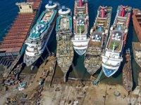 Aliağa'ya artık daha genç ve büyük gemiler söküme geliyor