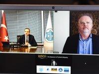 'Marine Money Istanbul Forumu' konulu webinar düzenlendi