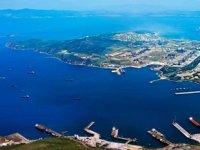 Aliağa limanlarında elleçlenen konteyner ve yük miktarı arttı