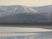 Seyfe Gölü'nde su seviyesi arttı