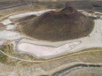 Meke Gölü'nü 2.5 milyon metreküp su taşınacak