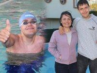 Otizmli Tuna, Manş Denizi'ni yüzerek geçmek istiyor