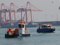 Mersin'de 1 yılda denizden 450 ton çöp toplandı