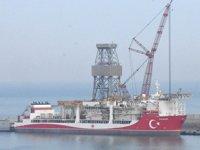 Fatih'in kazdığı kuyuların testlerini Kanuni sondaj gemisi yapacak