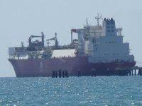 Ertuğrul Gazi FSRU gemisi, BOTAŞ Dörtyol FSRU Terminali'ne yanaştı