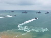 Rusya, 10 bin asker ve 60 adet gemi ile Karadeniz'de tatbikat başlattı