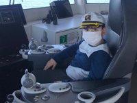 İDO, geleceğin kaptanlarıyla seyahat etti