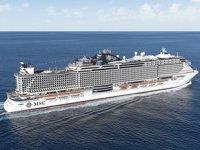 MSC Cruises, yolcularına Akdeniz'de özel plaj imkanı sunuyor
