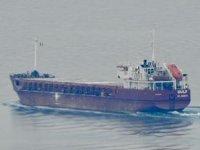 'Gulf' isimli gemi, Çanakkale Boğazı'nda arızalandı