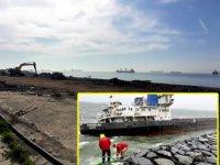 STREAMLINE isimli gemi, parça parça sökülerek kaldırıldı
